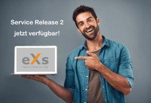 Service Release 2 – jetzt verfügbar